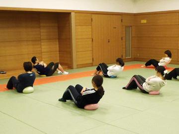 コア・バランストレーニング教室
